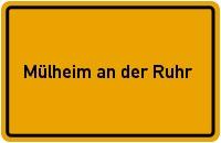 schlüsseldienst mülheim ortsschild