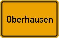 schlüsseldienst oberhausen ortsschild