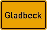 ortsschild gladbeck